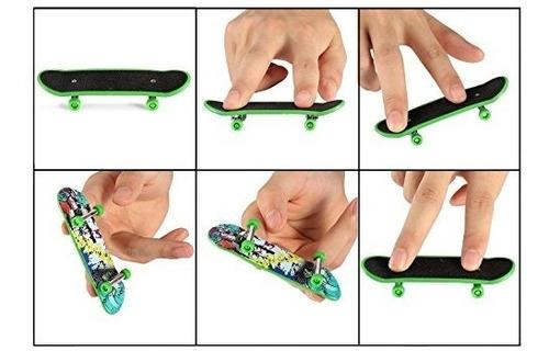 beautymood 5 piezas mini fingerboards profesionales finger s