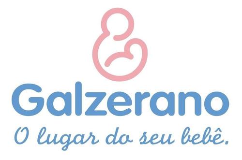 bebê conforto carro cocoon rosa 0-13 kg - galzerano + brinde