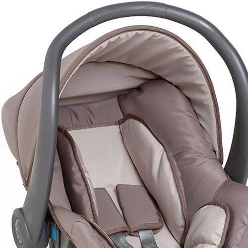 bebê conforto galzerano cocoon até 13kg capota removível