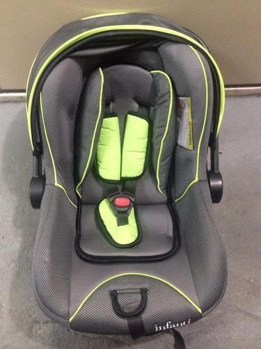 bebê conforto - infanti - verde