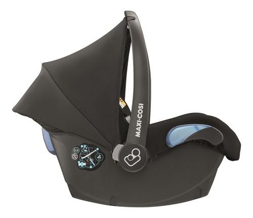 bebê conforto maxi-cosi citi com base 0 a 13 kg nomad black