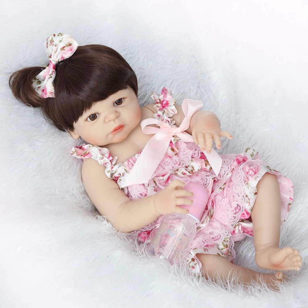 77e5ff585 bebê reborn barato boneca reborn menina silicone. Carregando zoom.