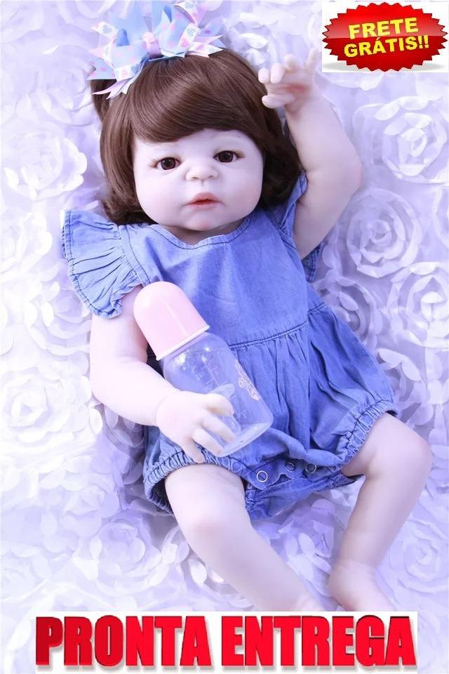 8df906902 bebê reborn corpo silicone pronta entrega frete grátis 06. Carregando zoom.