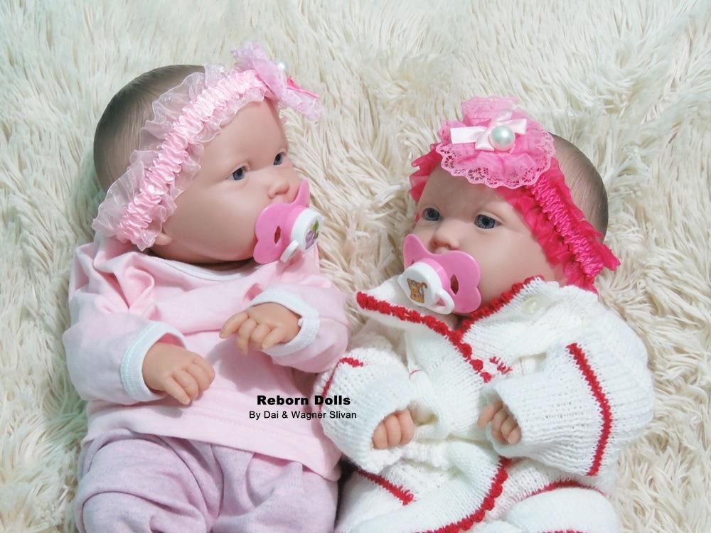 8c53b3974 bebê reborn gêmeas pode dar banho bebê realista em promoção. Carregando zoom .
