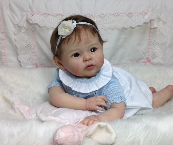 001115c990 Bebê Reborn Helena Q Chora E Balbucia Super Promoção - R  990