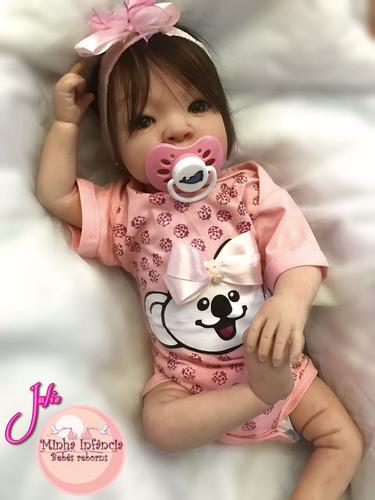 bebê reborn julie promoção ,pronta entrega, frete gratis