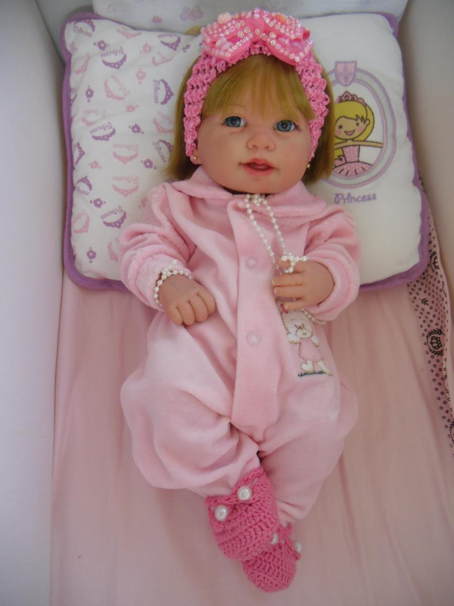 Bebê Reborn Lara ad3c9b37eac