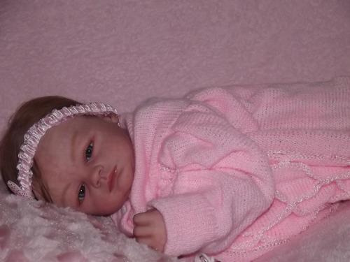 bebê reborn maria valentina/por encomenda