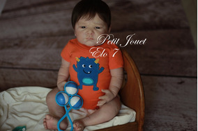 90f344995e Fotos Do Bebe Reborn De 200 Ou 300 Prematuro no Mercado Livre Brasil