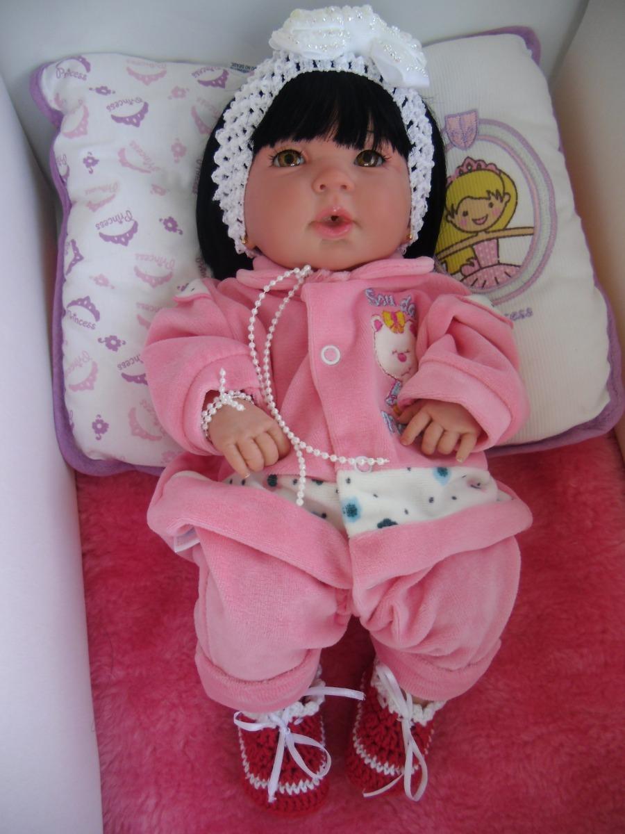 41c077b24 Bebê Reborn Miclelle