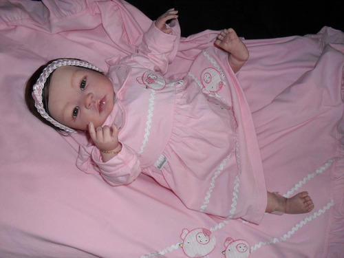 bebê reborn pietra /  por encomenda