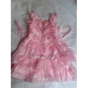 8c0b425357cf2 Ultimo Remat Vestido De Niña Bautizo fiesta Talla 6