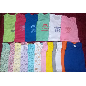 228daed64f Franelillas Camiseta Almilla Bebe Recien Nacido Niño Niña