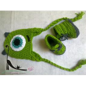 1ffc2b7295918 Kit Sapatinho E Touca De Croche - Roupas de Bebê no Mercado Livre Brasil