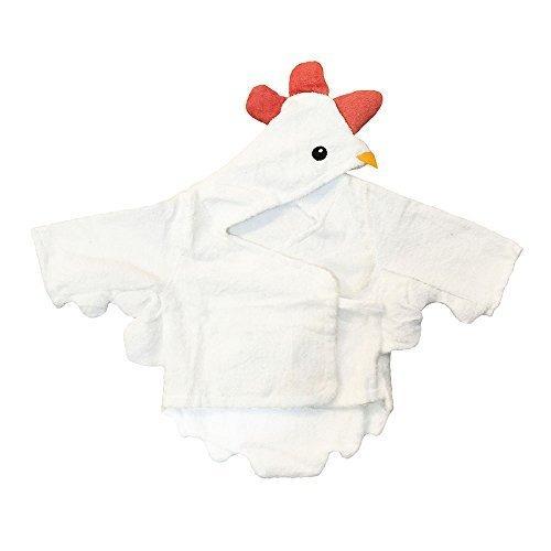 Beb albornoz corral pollo con capucha spa toalla albornoz - Toalla albornoz ...