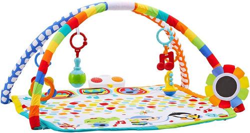 bebe bebes juguete gimnasio escenario musical - fisher price