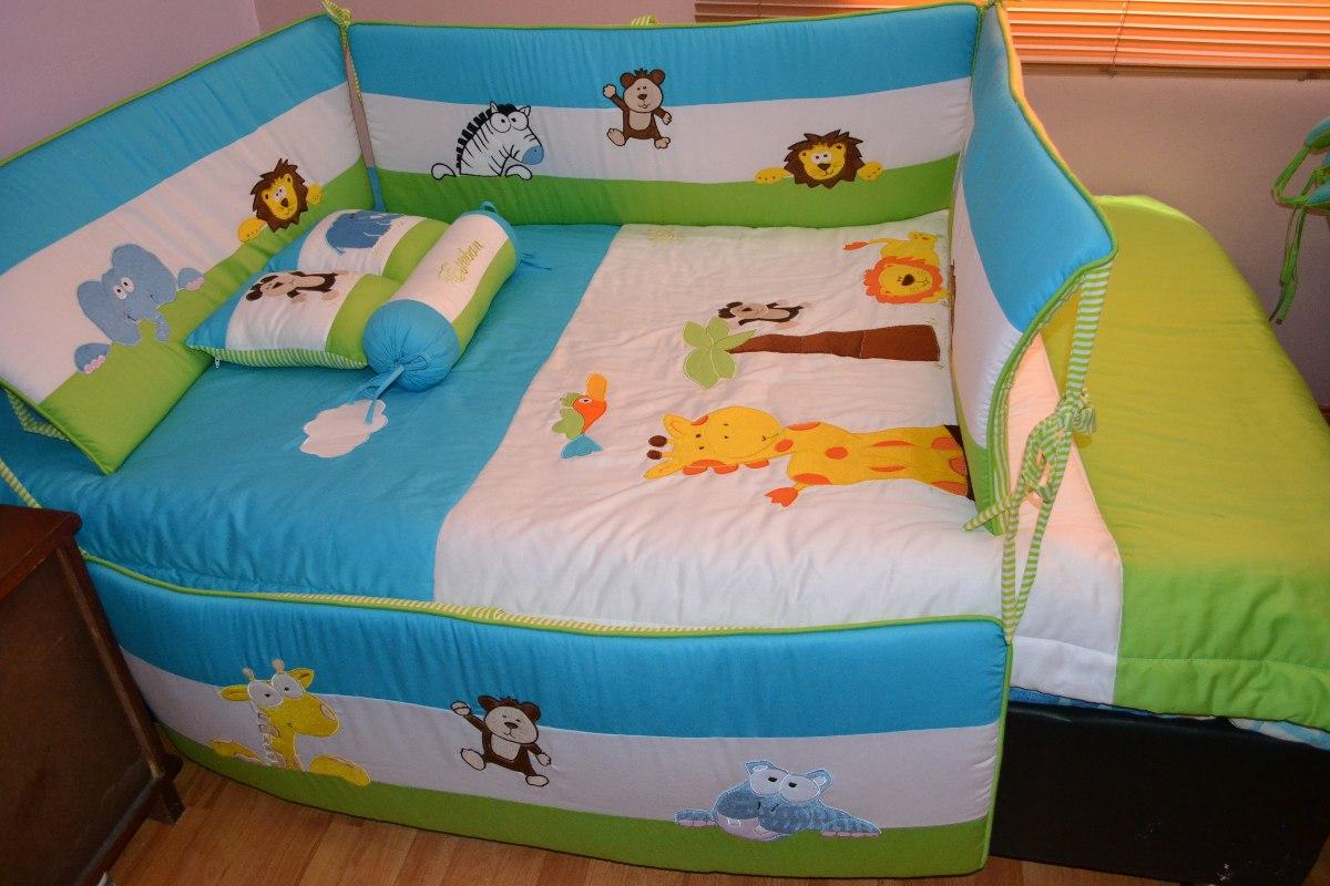 Lenceria bebe colecho cama cuna corral cuarto decoraci n for Lenceria de dormitorio 3