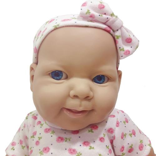 bebe casi real muñeca tipo reborn sophie de plastisol educan