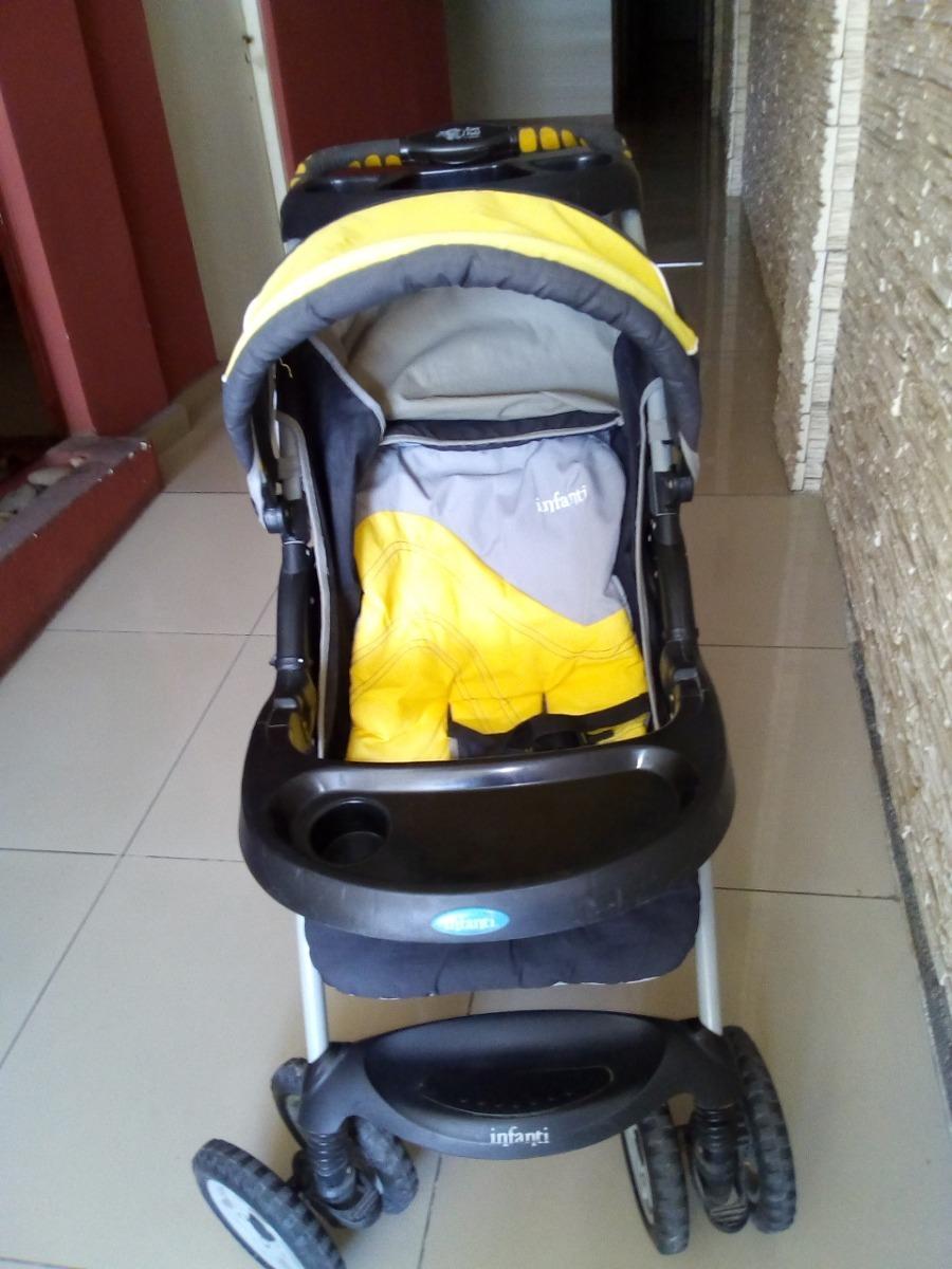 381c427ca Cochecito Paseo Bebe Infanti Coche Cómodo Amplio Hago Envios ...