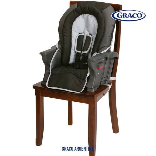 bebe comer silla