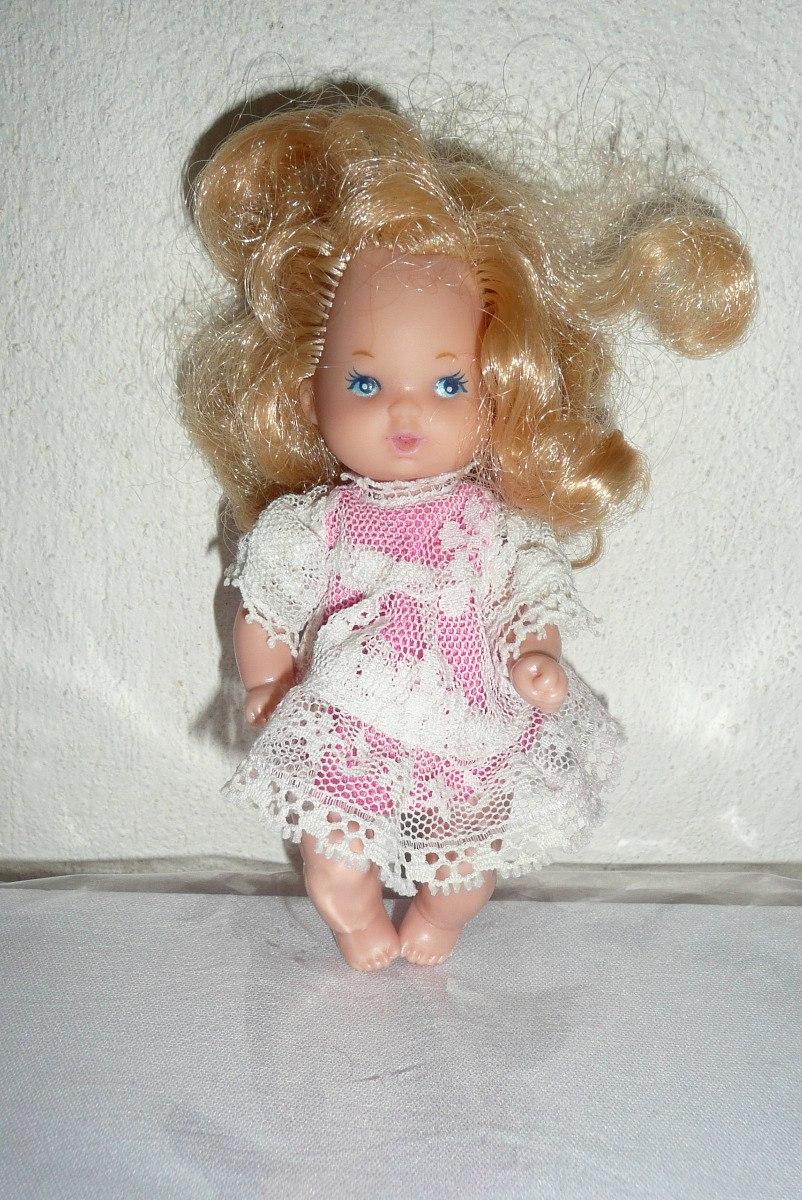 d66cf6aeea37e Bebe De Barbie Vintage -   250.00 en Mercado Libre