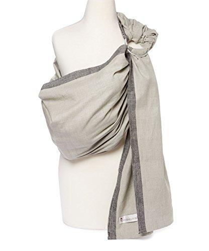 bebé de cadera de abrigo de anillo sling portador de bebé p