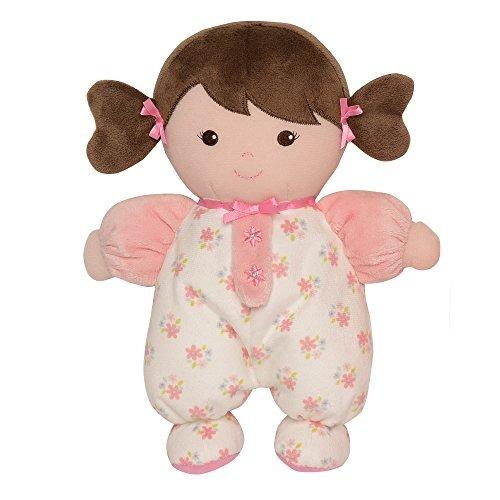 bebe entrantes morena olivia muñeca rosado