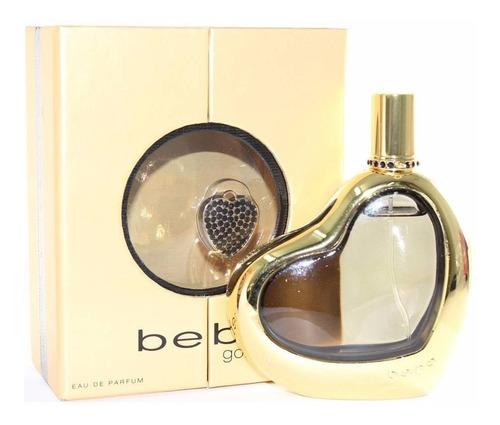 bebe gold de bebe eau de parfum 100 ml