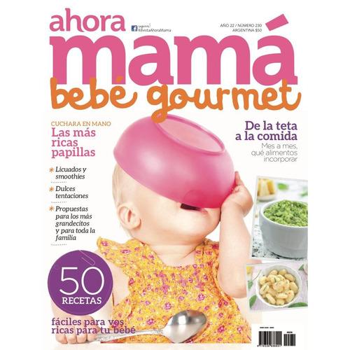 bebé gourmet - anuario