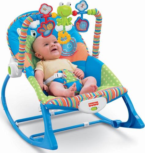 bebe juegos silla mecedora