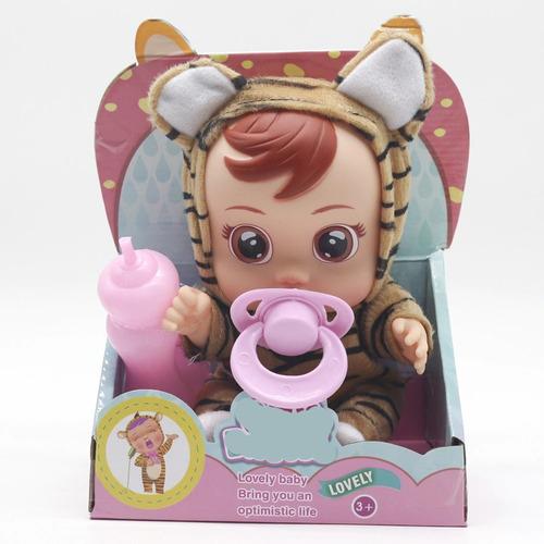 bebe lágrimas muñeca llorona nala cry babies juguete niñas