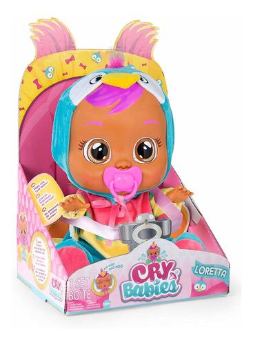 bebe lloron baby cry loretta - entrega inmediata!