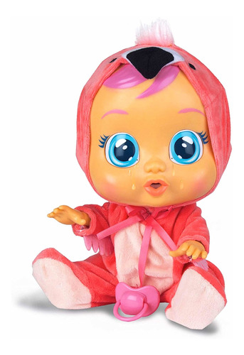 bebe lloron cry baby fancy - entrega inmediata!
