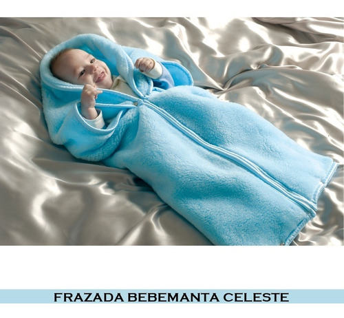 bebe manta frazada