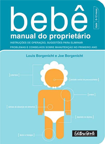 bebe - manual do proprietário - primeiro ano de vida