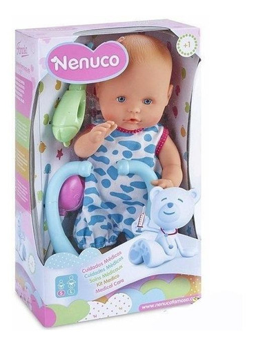 bebe nenuco kit medico