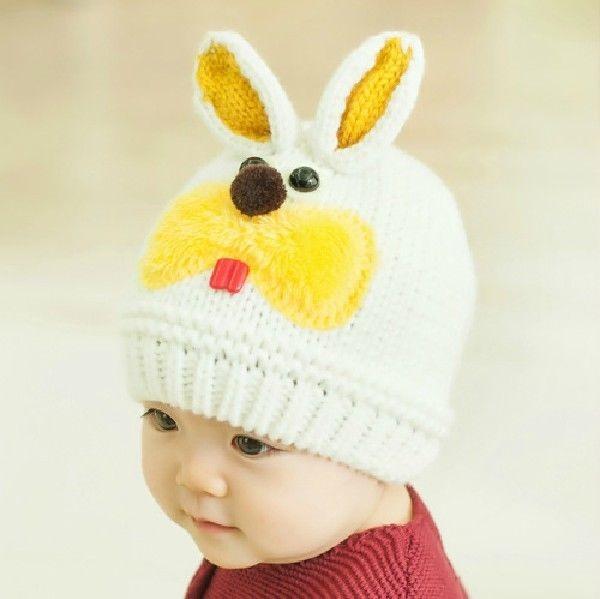 Bebé Niños Lindo Conejo Caliente Invierno... (6-18 Mont.) - $ 15.990 ...
