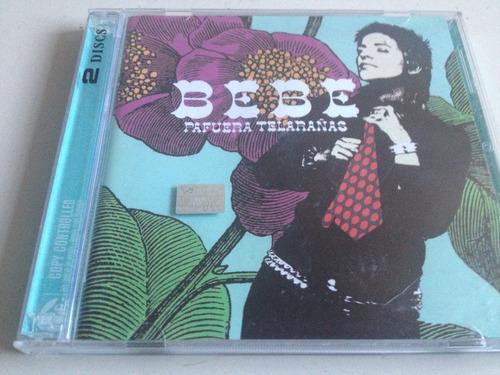 bebe pafuera telarañas cd + dvd usado nacional
