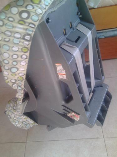 bebé para carros silla porta
