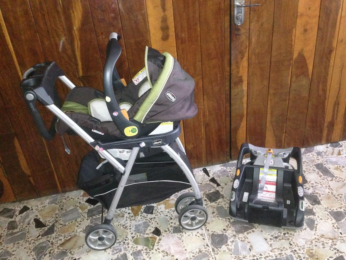 Caddy, Porta Bebe Y Base Para Carro Chicco Keyfit 30 - $ 4,000.00 en ...