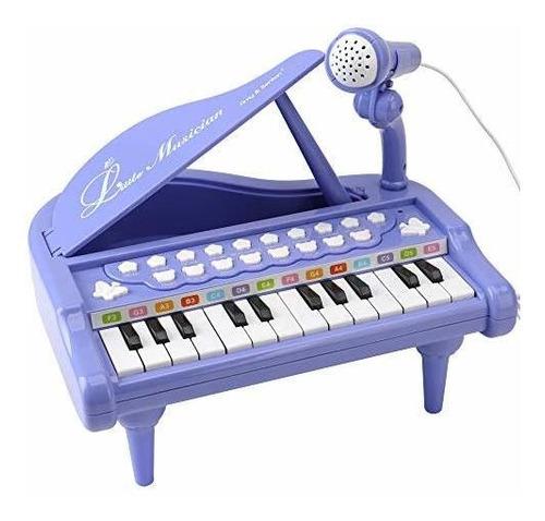 bebe piano juguete niño piano teclado juguete para niñas r