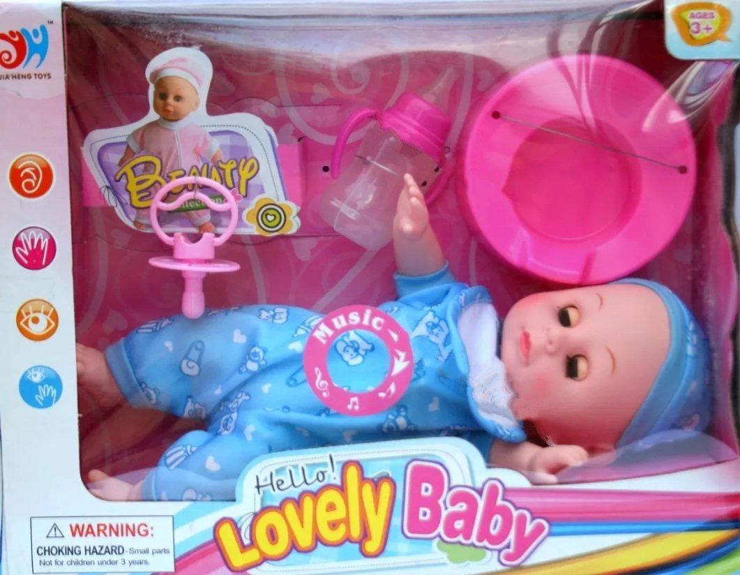3c5304945 bebe querido habla llora + tetero chupon muñeca juguete niña. Cargando zoom.