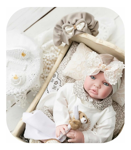 bebe realista real verdade reborn  - princesa