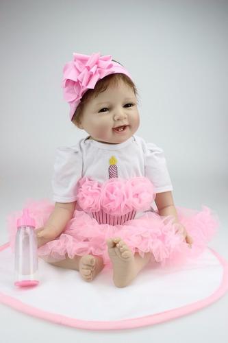 bebe reborn boneca aninha frete grátis