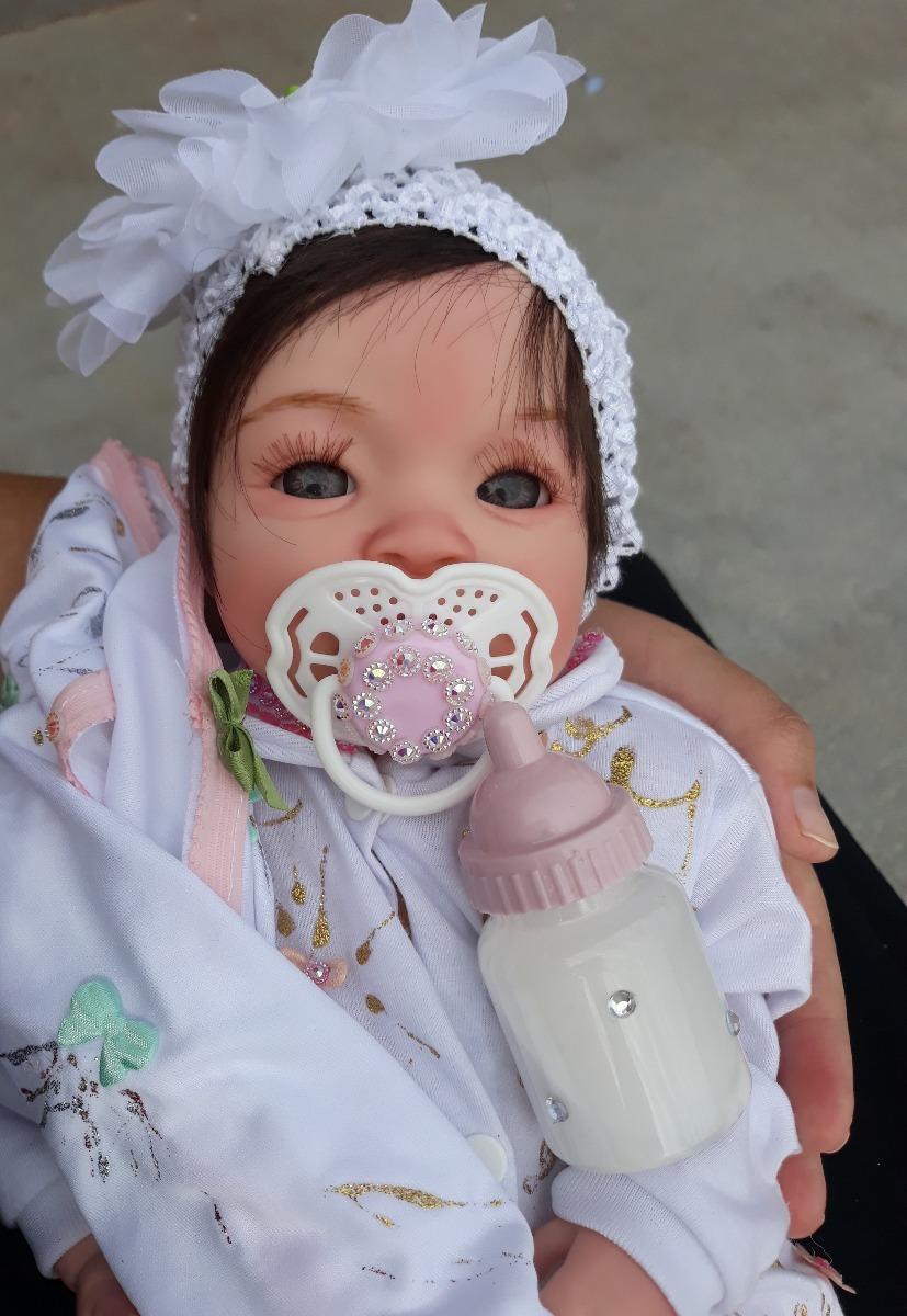 b7f93b73f Bebe Reborn Boneca Baby Reborn Bebe Reborn Barato Boneca - R  599