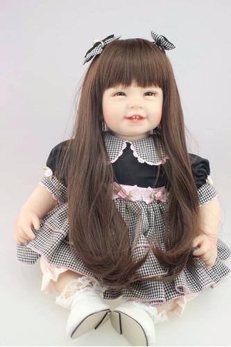 bebe reborn boneca linda menina  (novissima ) pronta entrega