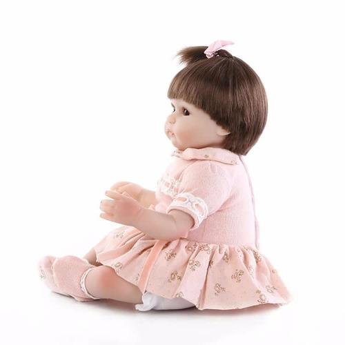 bebe reborn boneca reborn barata e linda menos de 400 reais