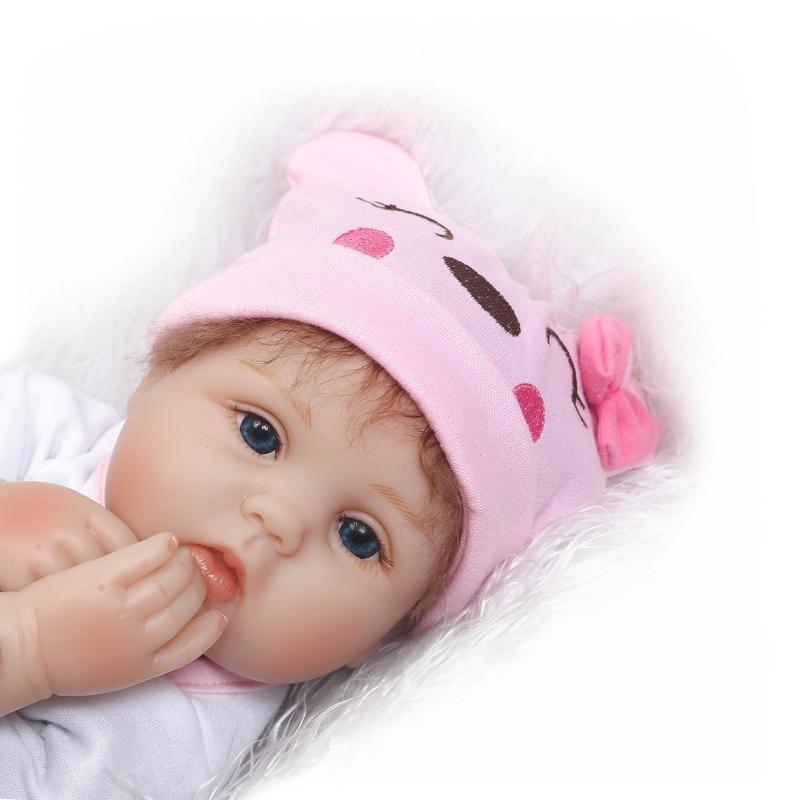 ba176fd20 bebe reborn boneca reborn pronta entrega cabelo fio a fio. Carregando zoom.