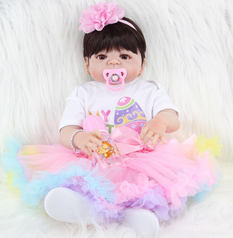 fd35ab2850 bebe reborn menina silicone realista pronta entrega+brinde. Carregando zoom.