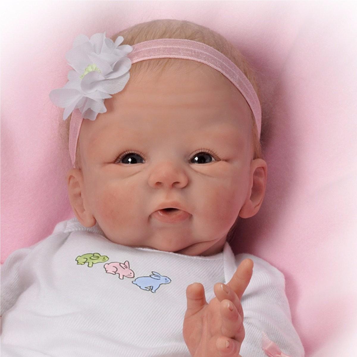 Bebe reborn mu eca parece tener vida 5 en for Vinilos para ninos bebes